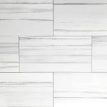 12x24 Polisandro White - Matte
