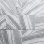 12x24/24x24 Ocean Wave Dark Grey - Polished