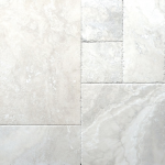 Galaxy - Travertine brushed & chiseled