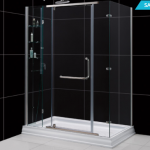 "Octavia 60"" shower enclosure"
