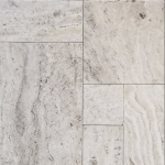 Philly - Travertine brushed & chiseled