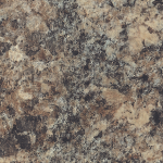 #7734 Jamocha Granite - Formica