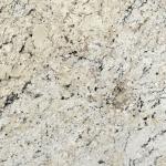 Delicatus White - Granite polished