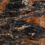 Magma Gold - Granite polished
