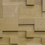 3D Imperial Beige - wall cladding