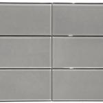 4x12 Dark Grey - Glass