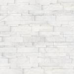 Bianco Venatino - Cubics honed