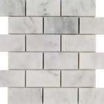 Carrara Extra Polished - 2x4