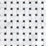 Carrara Extra Polished - Basketweave