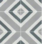 Cement - Pattern Grey 7.3x7.3
