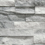 Classy - Snow Grey ledgerstone