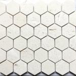 Crema Light - Hexagon