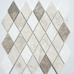 Crema Marfil & Emperador - Diamond