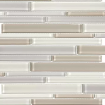 Element - Natural Glass random strip