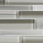 Fusion - Clay glass random strip