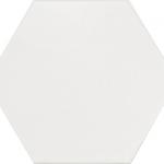 Hex - White #HE20339N 7x8