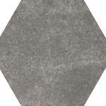 Hexagon Cement- Black #HE22094 7x8