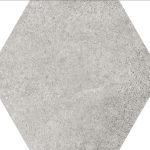Hexagon Cement- Grey #HE22093 7x8