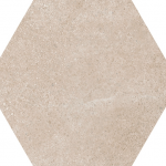 Hexagon Cement - Mink #HE22096 7x8