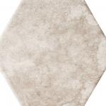 Queenstone - Luxor Hex #QSLUXHEXN 9.5x10.6
