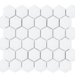 Soho - White Hex (2x2)