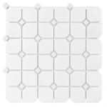 Soho - White Matte (2x2)