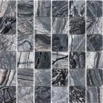 Zebra Marble - Honed 2x2