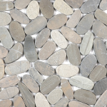Zen Pebbles - Vitality Mica (flat or round)