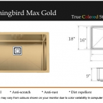 Hummingbird Max Gold