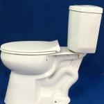 Lesso Round - Dual flush