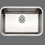 SMC - 9491 Stainless single undermount sink
