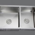 SMC - D3260 Stainless double undermount sink