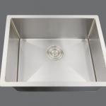 SMC - S2218 Stainless single undermount sink