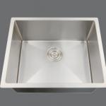 SMC - S2903 Stainless single undermount sink