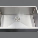 SMC - S3218 Stainless single undermount sink