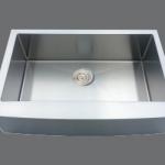 SMC - S4105 Stainless single apron sink