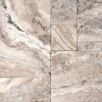 Scabos - Travertine brushed & chiseled