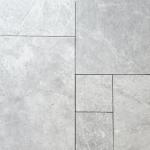 Valensa Grey - Marble straight edge